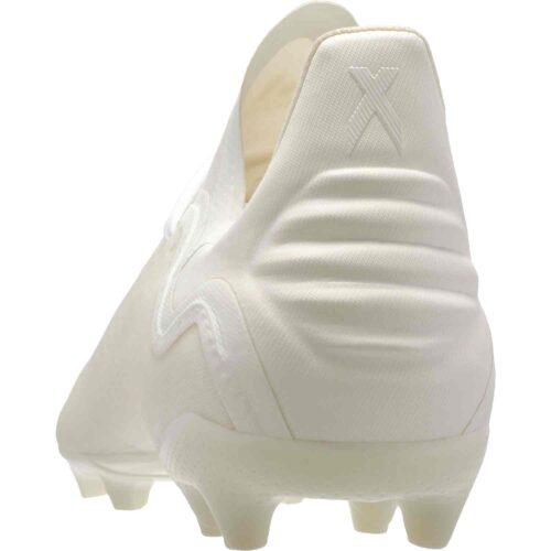 Kids adidas X 18.1 FG – Off White