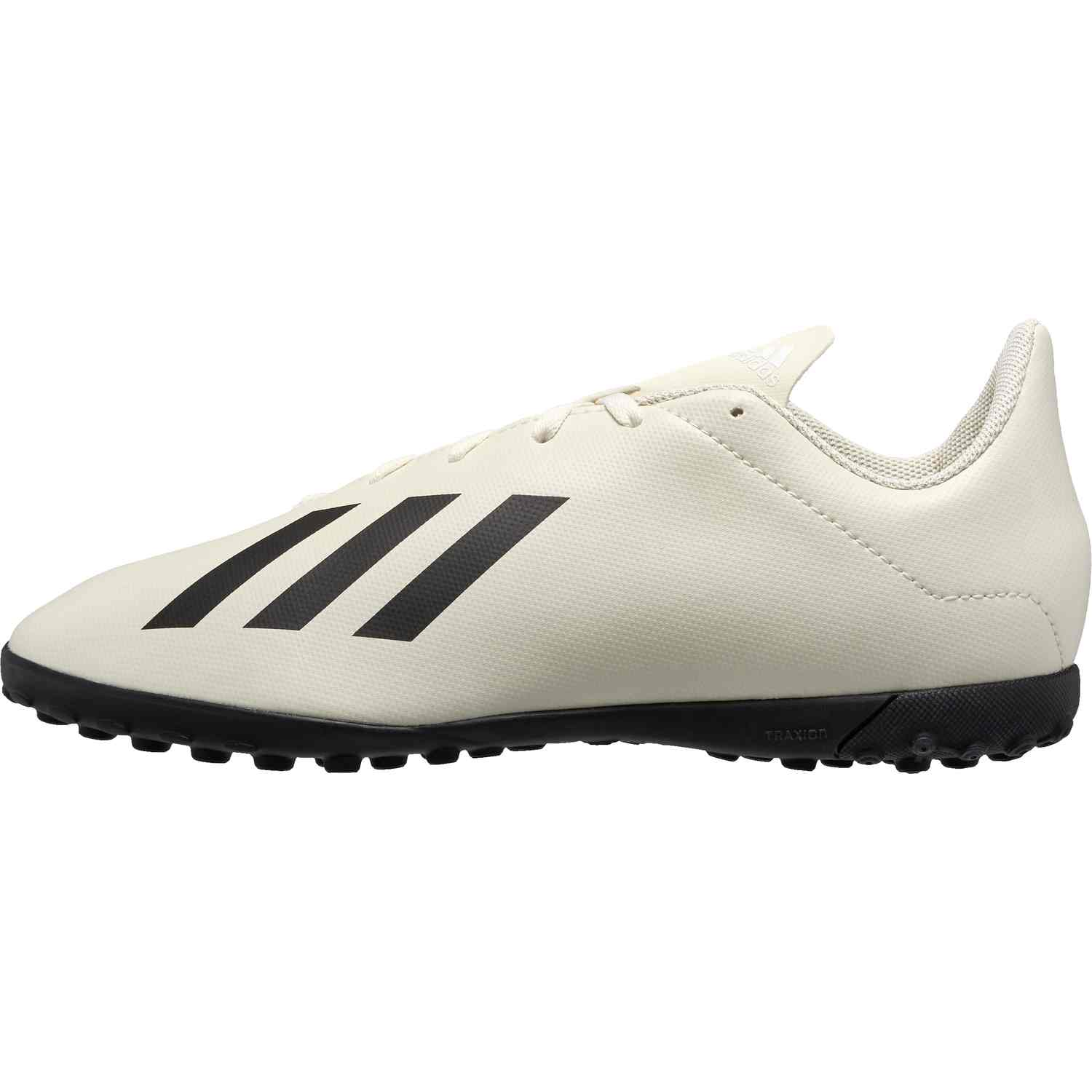 buy online 61461 16e90 adidas X Tango 18.4 TF - Youth - Off White/White/Black - SoccerPro