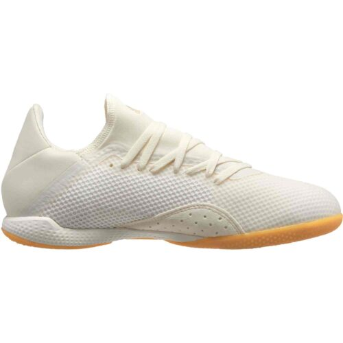 adidas X Tango 18.3 IN – Off White/Black