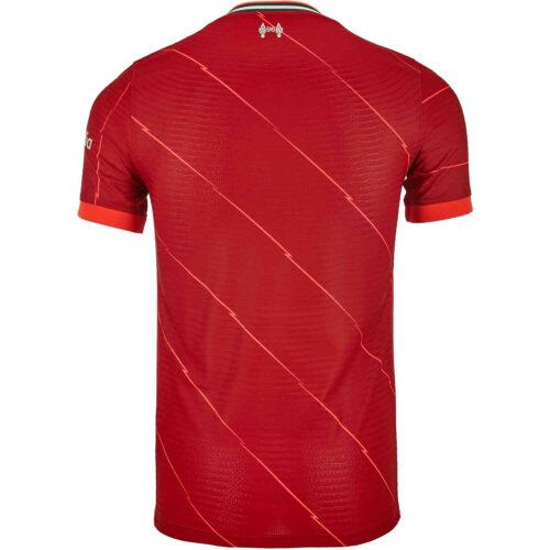 2021/22 Nike Liverpool Home Match Jersey