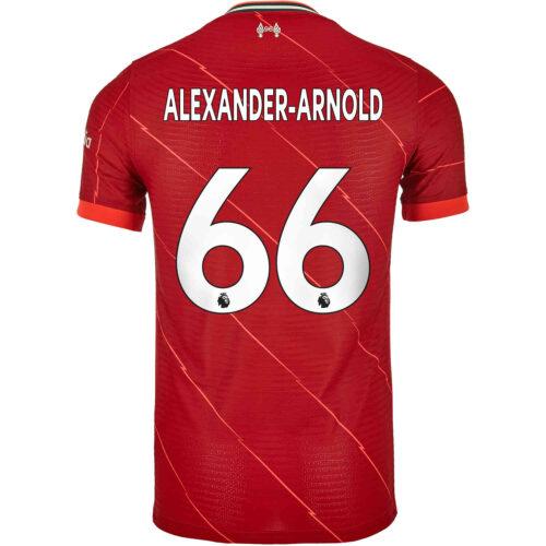 2021/22 Nike Trent Alexander-Arnold Liverpool Home Match Jersey