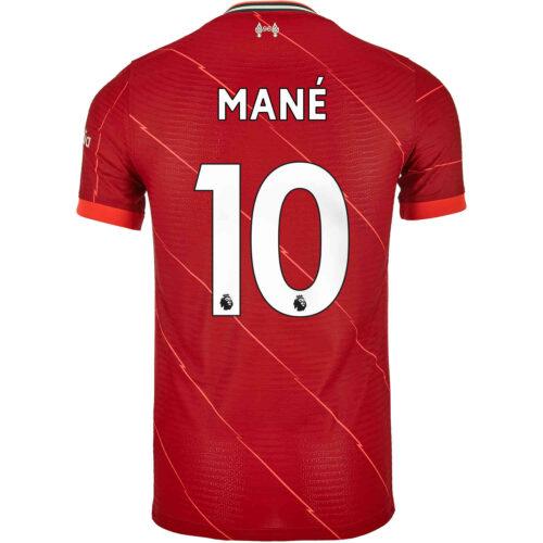 2021/22 Nike Sadio Mane Liverpool Home Match Jersey
