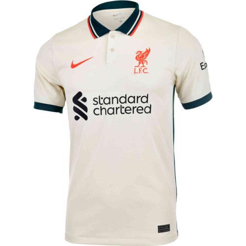2021/22 Nike Liverpool Away Jersey
