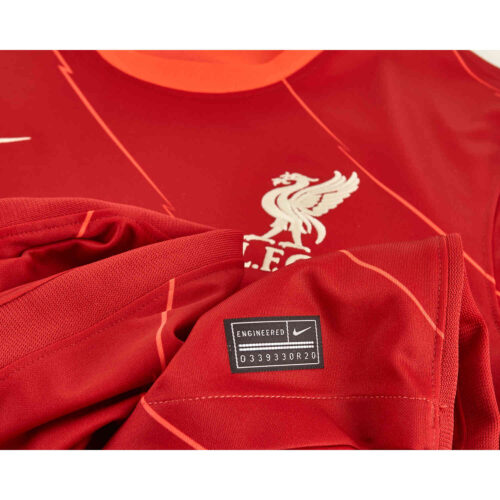 2021/22 Nike Fabinho Liverpool Home Jersey