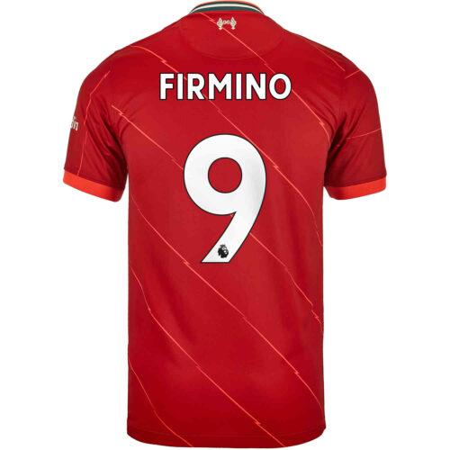 2021/22 Nike Roberto Firmino Liverpool Home Jersey