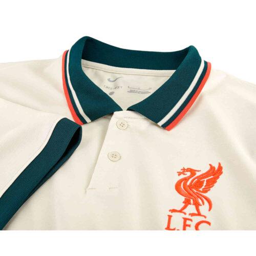 2021/22 Kids Nike Liverpool Away Jersey