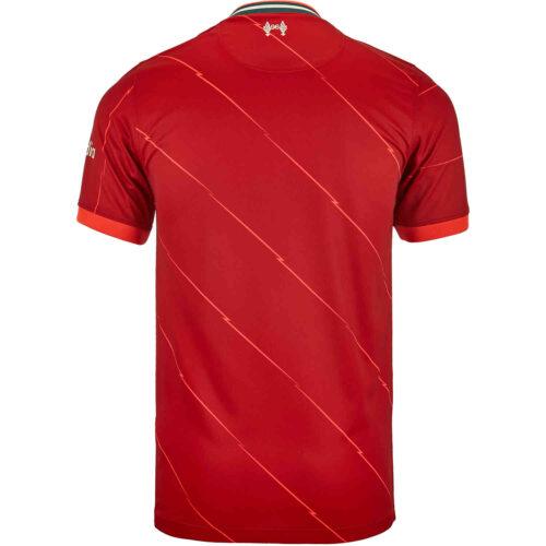 2021/22 Kids Nike Liverpool Home Jersey