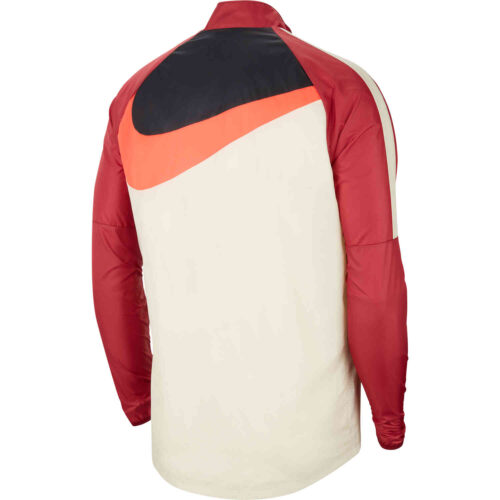 Nike Liverpool Repel AWF Lifestyle Jacket – Team Red/Black/Fossil/Bright Crimson