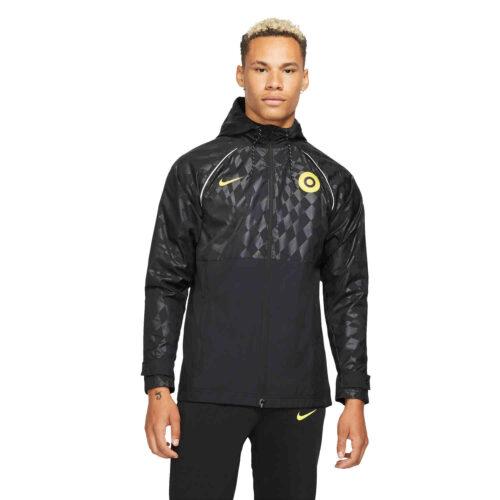 Nike Chelsea AWF Lifestyle Jacket – Black/Black/Black/Opti Yellow