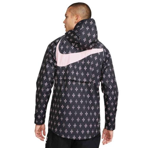 Nike PSG AWF Lifestyle Jacket – Black/Black/Arctic Punch/White