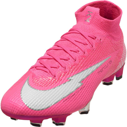 Nike Mbappe Mercurial Superfly 7 Elite FG – Pink Panther