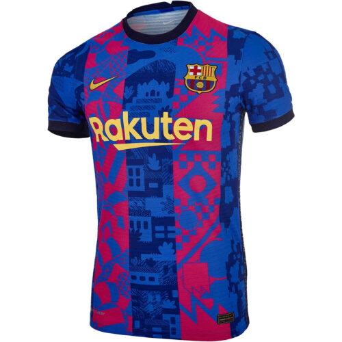 2021/22 Nike Barcelona 3rd Match Jersey