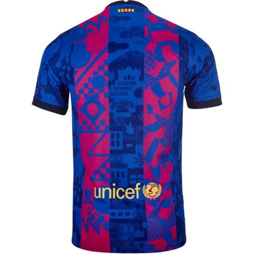 2021/22 Nike Barcelona 3rd Jersey