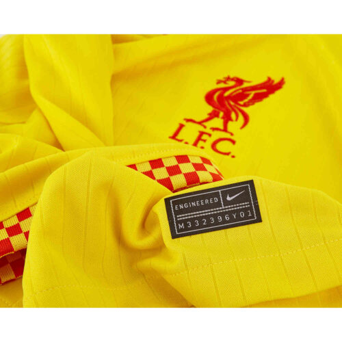 2021/22 Nike Liverpool 3rd Jersey