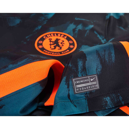 2021/22 Kids Nike Chelsea 3rd Jersey