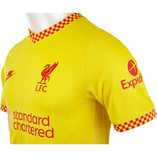 2021/22 Kids Nike Liverpool 3rd Jersey