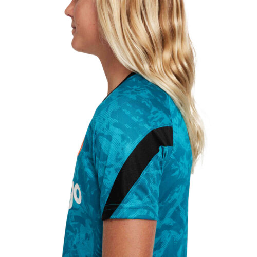 Kids Nike Chelsea 3rd Lifestyle Pre-match Top – 2021/22