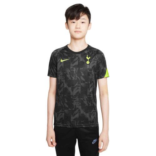 Kids Nike Tottenham Away Lifestyle Pre-match Top – 2021/22