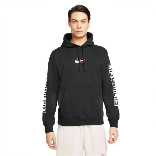 Nike Club America LA Hoodie – Black/White