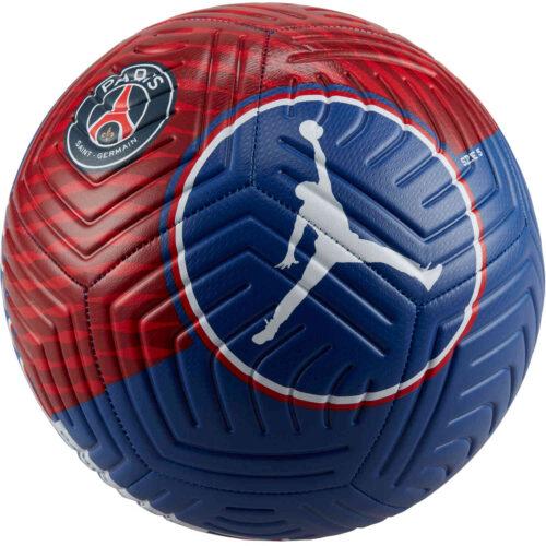 Jordan PSG Strike Soccer Ball – Game Blue & University Red
