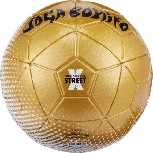Nike Airlock Street X Soccer Ball – Joga Bonito