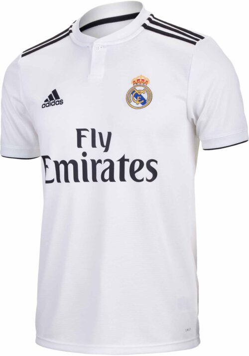 adidas Real Madrid Home Jersey 2018-19