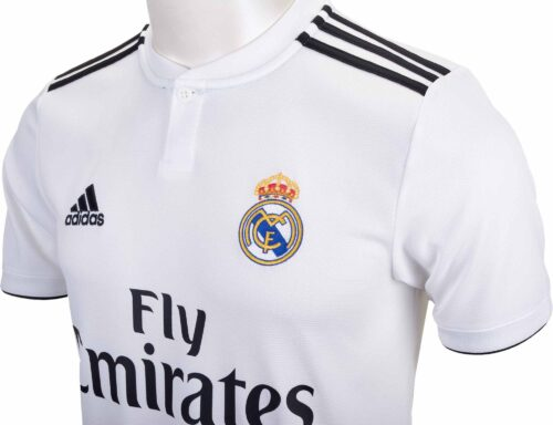 adidas Marcelo Real Madrid Home Jersey 2018-19