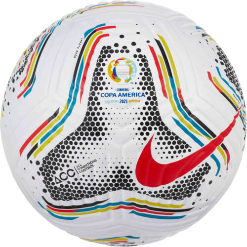 Nike Copa America Flight Official Match Soccer Ball – 2021