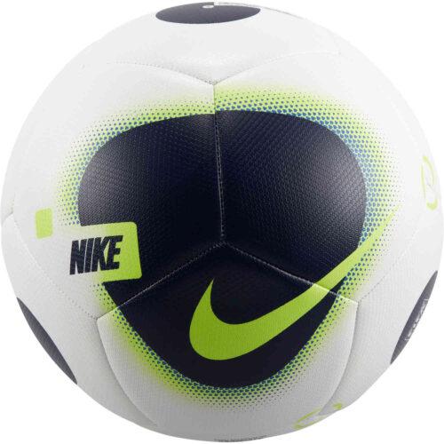 Nike Pro Match Futsal Ball – White & Blue Void with Volt