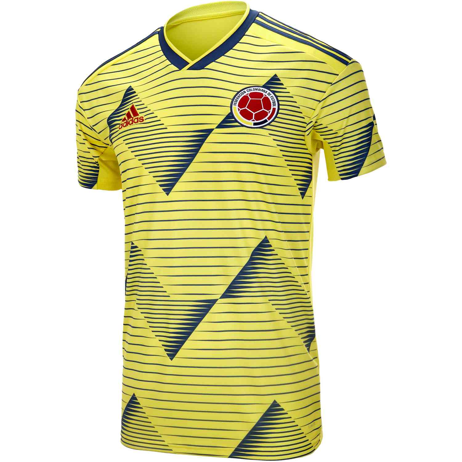 f2efac94a915c9 adidas Colombia Home Jersey - 2019 - SoccerPro