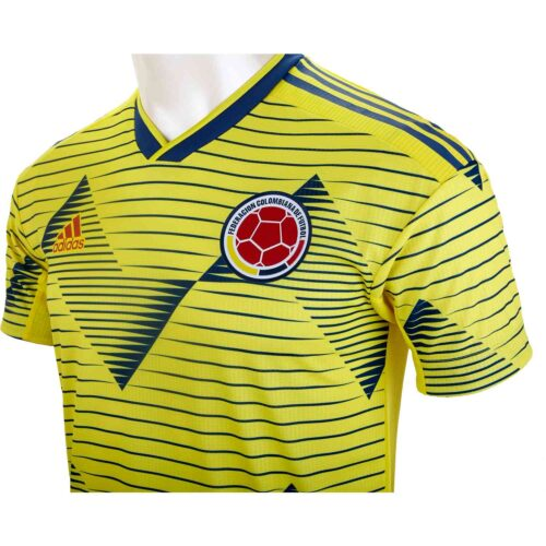 adidas Colombia Home Authentic Jersey – 2019
