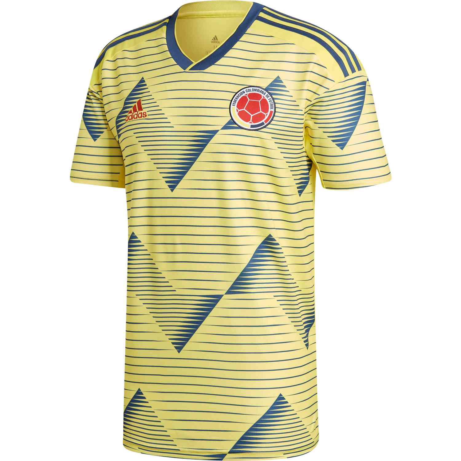 Kids adidas Colombia Home Jersey – 2019