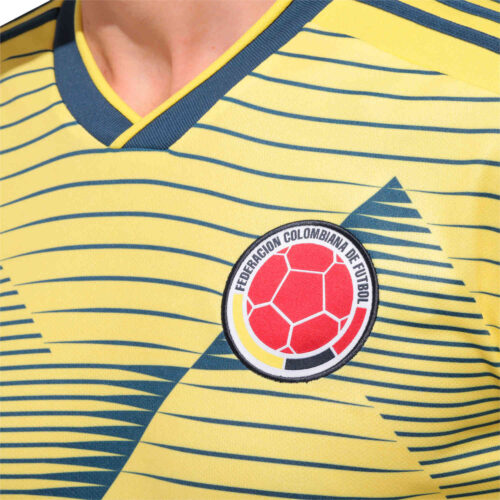 2019 Kids adidas Colombia Home Jersey