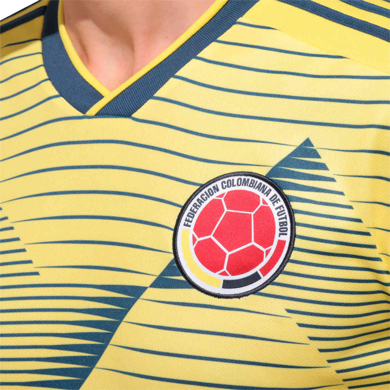 782cce5a294bb Kids adidas Colombia Home Jersey - 2019 - SoccerPro