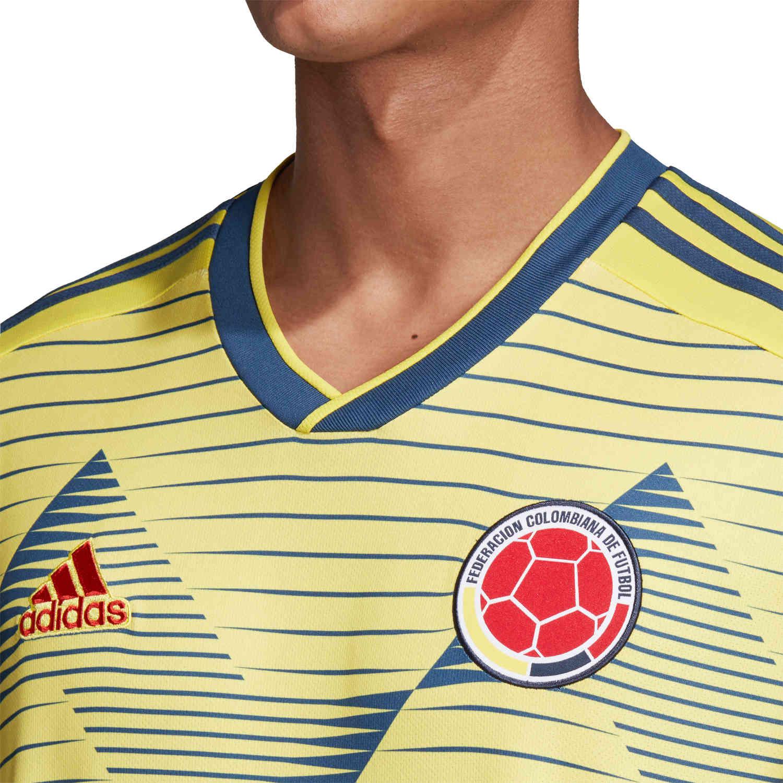 Kids adidas Colombia Home Jersey - 2019 - SoccerPro