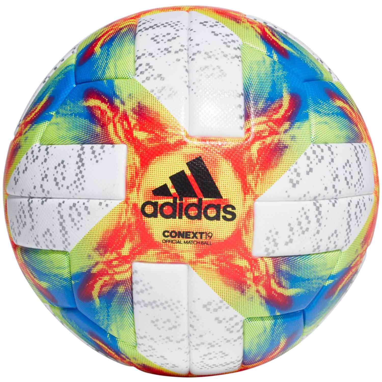 1a9376706 adidas Conext19 Official Match Soccer Ball - WWC - SoccerPro