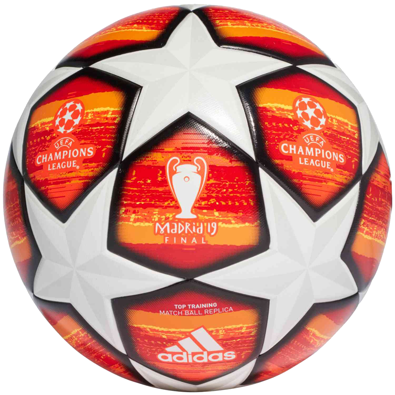 adidas Madrid Finale 19 Competition Match Ball