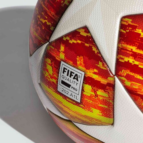adidas Madrid Finale 19 Official Match Soccer Ball