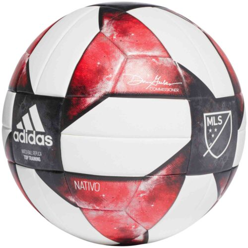 adidas MLS Nativo 19 Top Training Soccer Ball