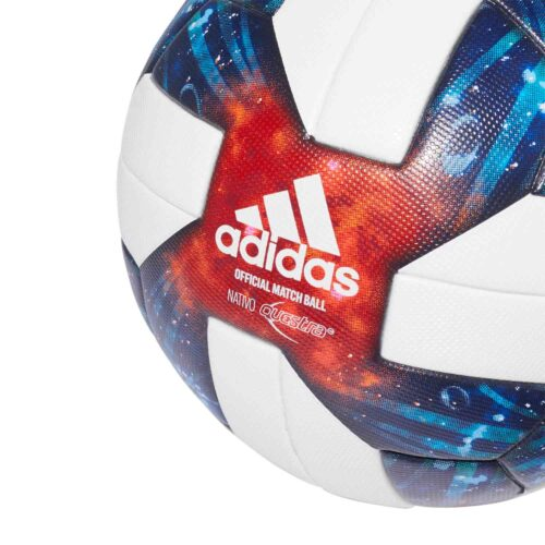 adidas MLS Nativo 19 Official Match Soccer Ball