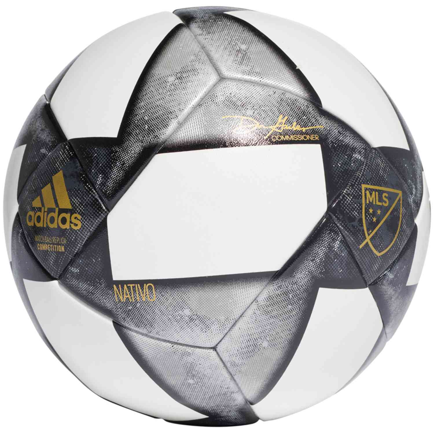 ddd42990b adidas MLS Nativo 19 Competition Match Soccer Ball - SoccerPro