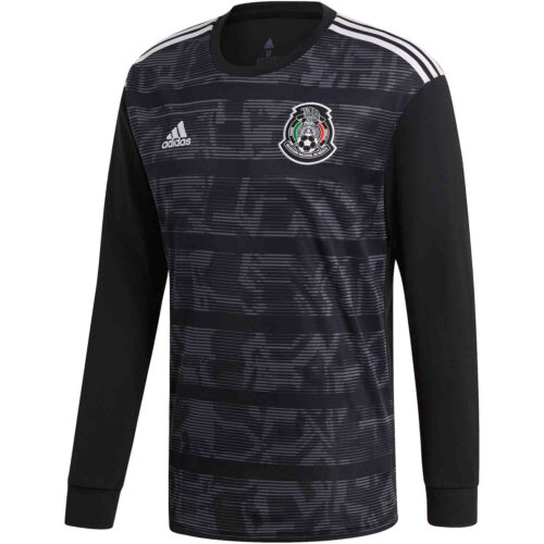 adidas Mexico Home L/S Jersey – 2019