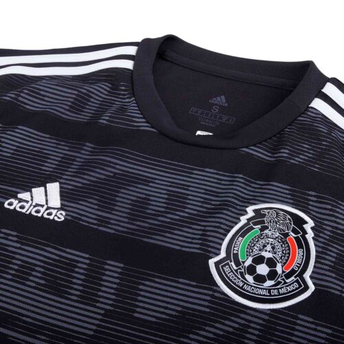 2019 Kids adidas Mexico Home Jersey
