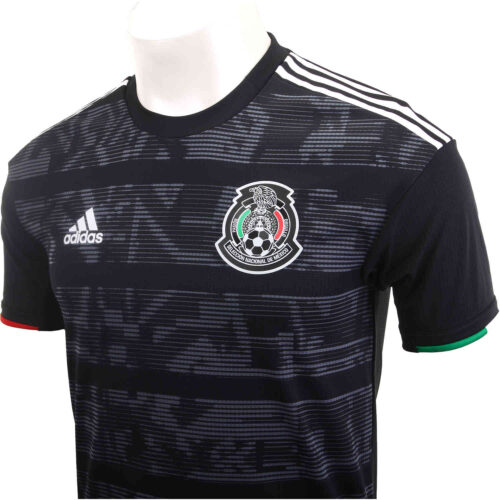 2019 adidas Mexico Home Authentic Jersey
