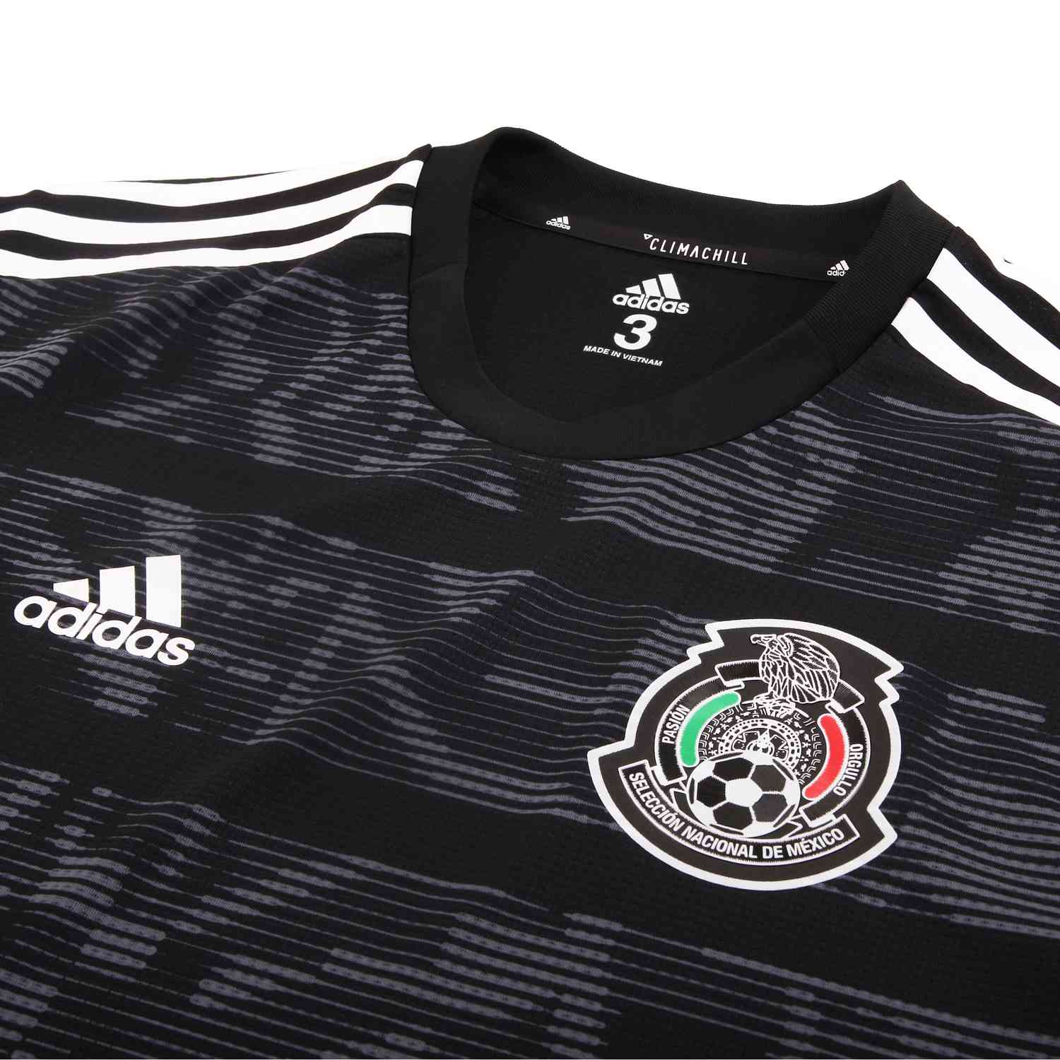 6a7246dfea0b9 2019 adidas Mexico Home Authentic Jersey - SoccerPro