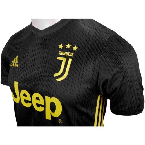 2018/19 adidas Cristiano Ronaldo Juventus 3rd Jersey