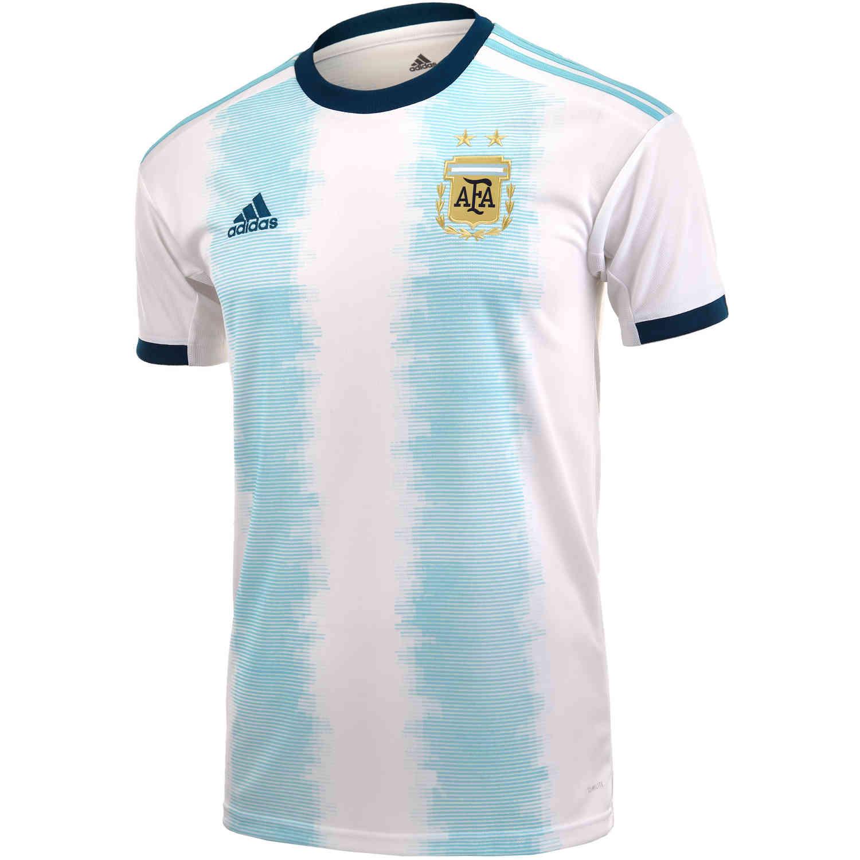 Kids adidas Argentina Home Jersey