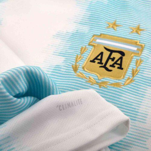 2019 Kids adidas Argentina Home Jersey