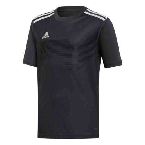 Kids adidas Campeon 19 Jersey – Dgh Solid Grey/White