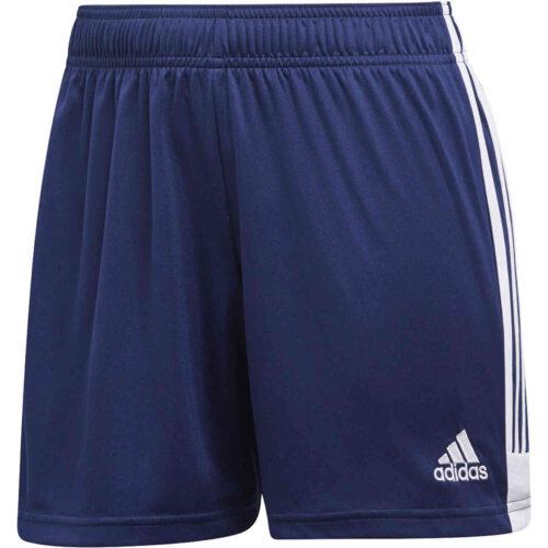 Womens adidas Tastigo 19 Shorts – Dark Blue